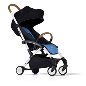 Image of Bumprider Connect Stroller White/Blue (3035911179)
