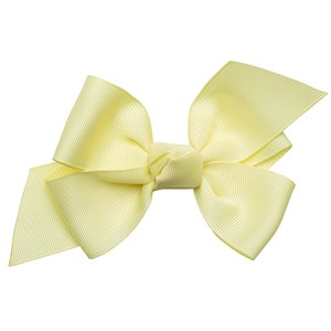 Image of Prinsessefin Julia Large Bow Baby Maize (3035570423)