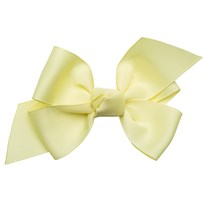 Prinsessefin Julia Large Bow Baby Maize baby maize