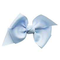 Prinsessefin Julia Large Bow Bluebell Bluebell
