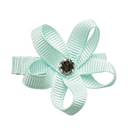 Prinsessefin Isabell Baby Flower Clip Crystalline