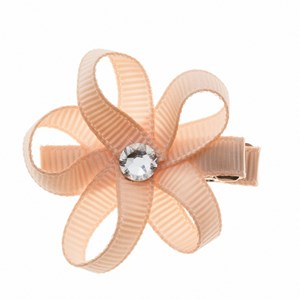 Image of Prinsessefin Isabell Baby Flower Clip Petal Peach (3035911021)