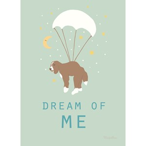 Image of Majvillan Dream Of Me A4 Print (3035570407)