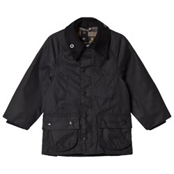 Barbour Navy Classic Bedale Waxed Jacket