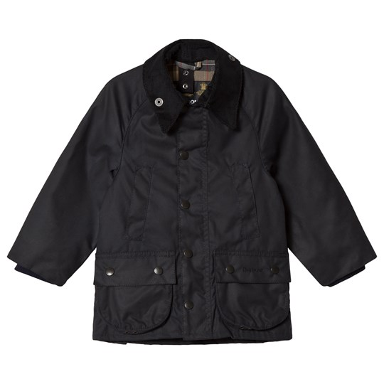Barbour Navy Classic Bedale Waxed Jacket NY92