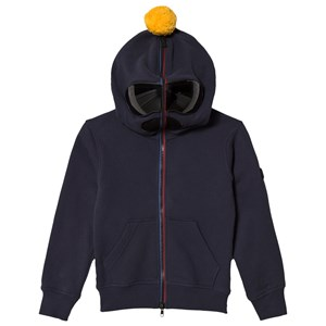Image of AI Riders on the Storm Navy Goggle Hoodie 10 years (3035911205)