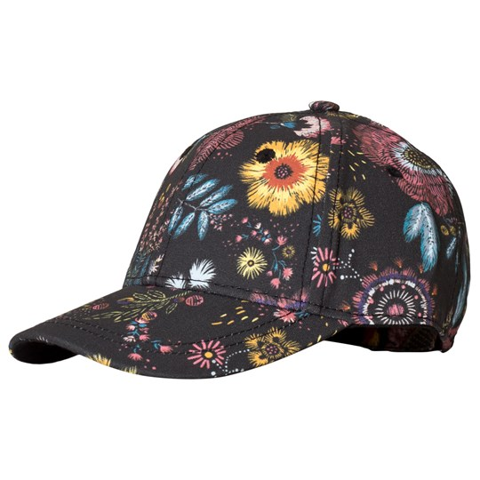 Molo Sebastian Cap Floral Embroidery Floral Embroidery