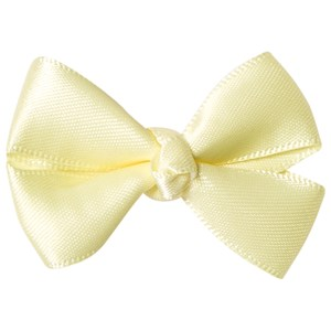 Image of Prinsessefin Ewa Baby Double Silk Bow Baby Maize (3037562883)