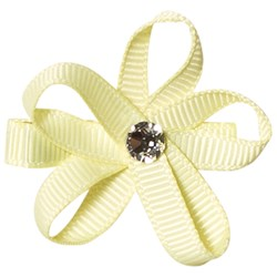 Prinsessefin Isabell Baby Flower Clip Baby Maize