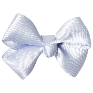 Image of Prinsessefin Ewa Baby Double Silk Bow Bluebell (3037562885)