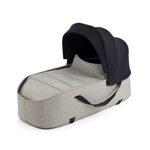 Image of Bumprider Connect Carrycot Khaki Melange (3037984619)