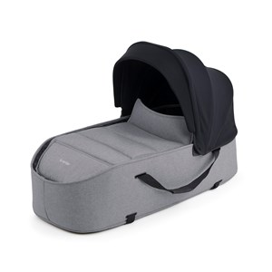 Image of Bumprider Connect Carrycot Grey Melange (3037984617)