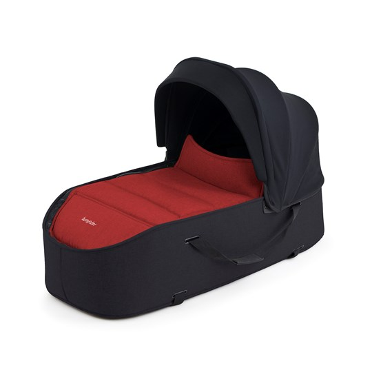 Bumprider Connect Carrycot Red Red