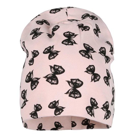 Livly Lou Hat Baby Pink Bow Pink