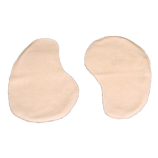 De Lana Nursing Pads Large/Anatomical NATURE
