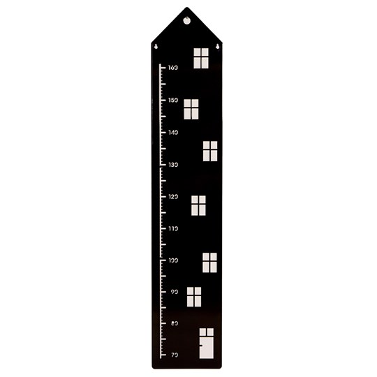 Roommate House Height Chart Black