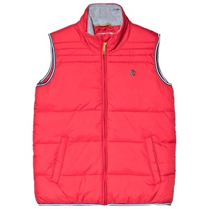 Image of Timberland Red Logo Gilet 6 years (3039029077)
