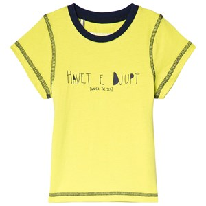 Image of Didriksons Maize Green T-Shirt 100 cm (2820671509)