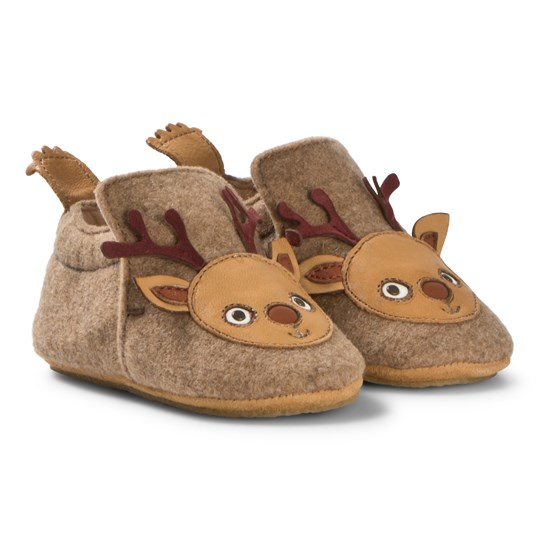 Easy Peasy Doublu Bambino Deer Shoes Beige 066