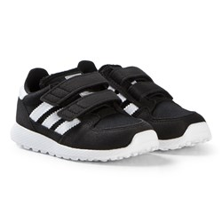 adidas Originals Forest Grove Velcro Infants Sneakers Svart