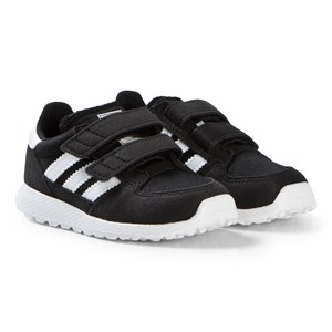 Image of adidas Originals Black Forest Grove Velcro Infants Sneakers 20 (UK 4) (3040603929)