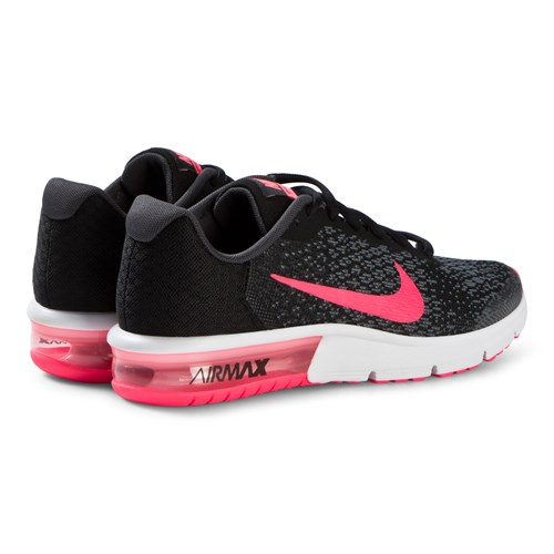 Pink Air Max Sequent 2 Running Shoes