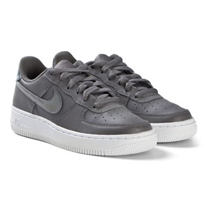 Image of NIKE Air Force 1 Sneakers Grey 35.5 (UK 3) (3056113759)