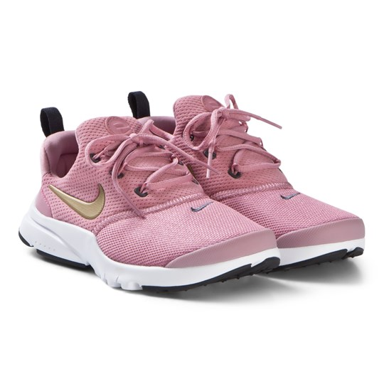NIKE Pink Presto Fly Shoes 603