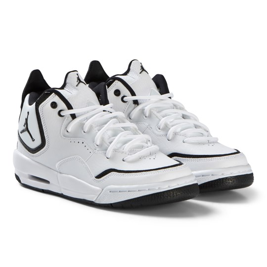 Air Jordan White Jordan Courtside 23 Shoes 100