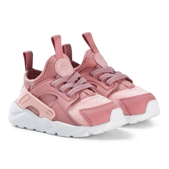 NIKE , Pink Huarache Run Ultra Infants Shoes , Babyshop.com