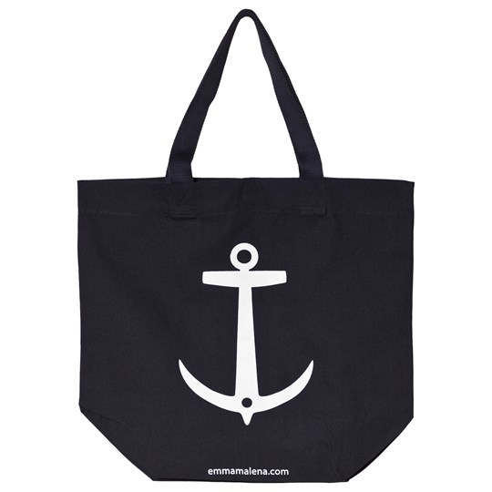 Emma och Malena Anchor Bag Navy Navy