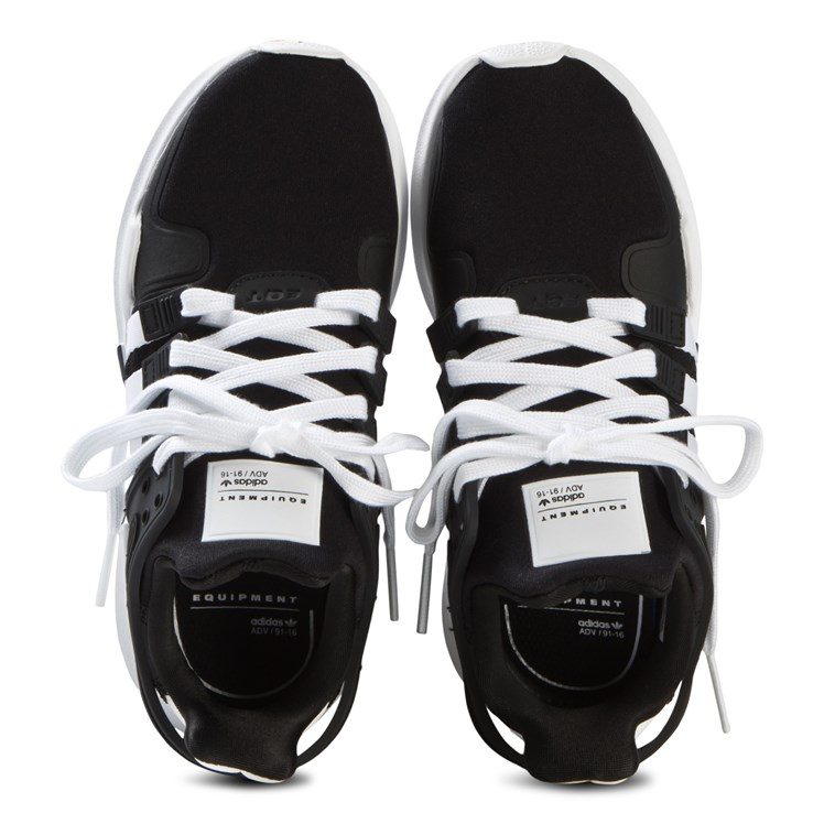 adidas Originals Black Support ADV Shoes Babyshop.no