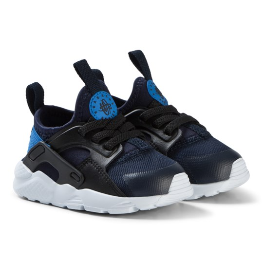 NIKE Obsidian Nike Huarache Run Ultra Infants Shoes 410