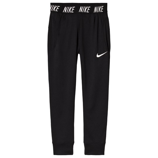 NIKE Black Nike Studio Dry Training Pants 010