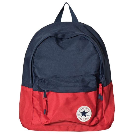 Converse Red and Navy Day Backpack B8A-CONVERSERED/CONVERSENAVY
