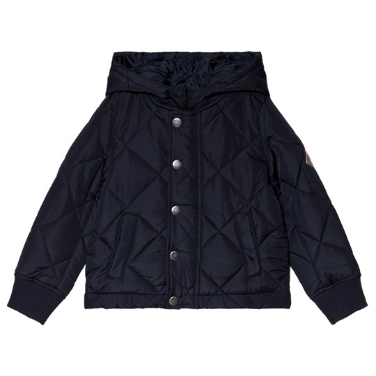 Tom Joule Navy Murray Quilted Hooded Jacket MARINE NAVY