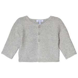 Image of Absorba Grey Knit Cardigan 3 months (3056071263)