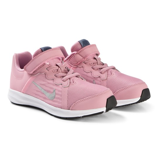 NIKE Pink Downshifter 8 Junior Sneakers 600