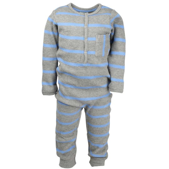 Mini A Ture Osla Romper Grey Sort