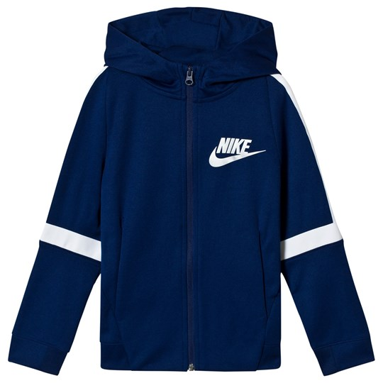 NIKE Blue Nike Tribute Sportswear Jacket 479