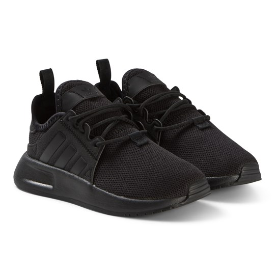 adidas Originals Black X PLR Kids Sneakers CORE BLACK/CORE BLACK/CORE BLACK