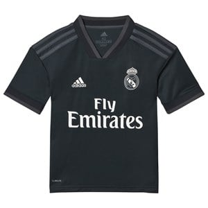 Image of Real Madrid Real Madrid ´18 Away Shirt Black 11-12 years (152 cm) (3056078757)