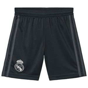 Image of Real Madrid Real Madrid ´18 Away Shorts Black 11-12 years (152 cm) (3056078767)