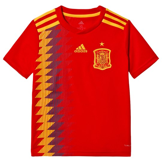 huge discount 9331a 7d82b Spain 2018 World Cup Home Top