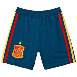 Image of Spain National Football Team Spain 2018 World Cup Home Shorts 11-12 Years (3056061505)