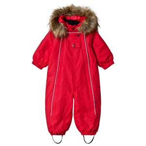 Image of Kuling Val d'Isere Snowsuit Happy Red 74 cm (7-9 mdr) (3056060921)
