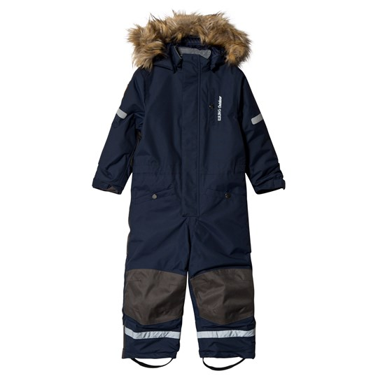Kuling Outdoor Verbier Vinteroverall Classic Navy Blue
