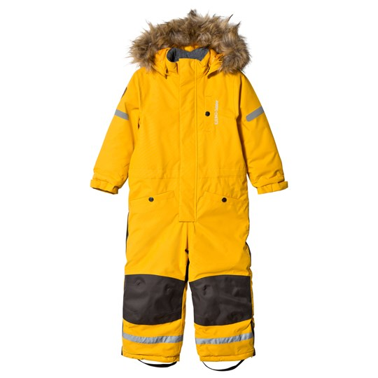 Kuling Outdoor Verbier Snowsuit Happy Yellow Yellow