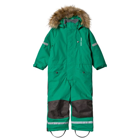 Kuling Outdoor Verbier Snowsuit Happy Green Green