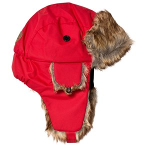 Image of Kuling Levi Hat Happy Red 56 cm (3056061629)